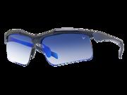 Callaway Hyperlite Men's Sports Sunglasses with Neox NX14 Lens - Metallic Blue