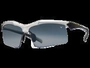 Callaway Hyperlite Men's Sports Sunglasses with Neox NX14 Lens - Silver Black