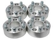 """4pc 50mm (2"""") 5x100 Hubcentric Wheel Spacers for Scion FRS FR-S Subaru WRX Impreza (56.1 bore)"""