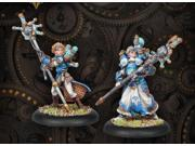 Artificer General Nemo & Caitlin Finch - Epic Warcaster & Storm Chaser Adept MINT/New