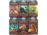 Warhammer Invasion - The Morrslieb Cycle Battle Packs Collection MINT/New