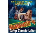 Humans!!! 4 - Camp Zombie Lake SW (MINT/New)