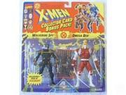 X-Men Collector Card Bonus Pack! - Woverine Spy vs. Omega Red MINT/New