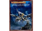 High Elf Lord on Dragon (2012 Edition) SW (MINT/New)