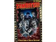Zombies!!! (PG Edition) SW (MINT/New)