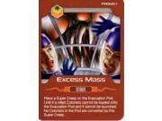 Jupiter Rescue - Excess Mass Promo Card MINT/New