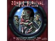 Zombie Survival - The Board Game SW (MINT/New)