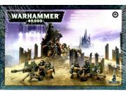 Cadian Heavy Weapons Squad (2009 Edition) SW (MINT/New)