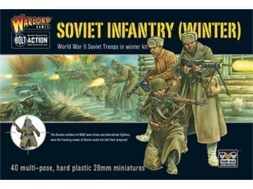 Soviet Infantry - Winter SW (MINT/New)