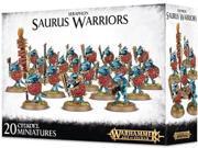 Saurus Warriors SW (MINT/New)