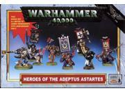 Heroes of the Adeptus Astartes (25th Anniversary Limited Edition) SW (MINT/New)