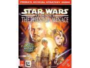 Star Wars, Episode I - The Phantom Menace Official Strategy Guide VG+ 9SIA6SV4JV1002