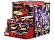 Deadpool Gravity Feed Booster Pack (Case - 24 packs) (2016 Edition) MINT/New 9SIA04953U2500