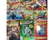 Web of Spider-Man Collection - 9 Issues! VG 9SIA6SV5TH3250