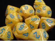 D10 Yellow w/Blue (10) MINT/New