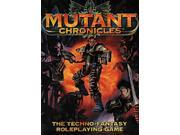 Mutant Chronicles (1st Edition) VG 9SIA6SV5XW7834
