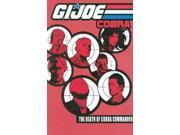 G.I. Joe - Cobra #4, The Death of Cobra Commander EX 9SIA6SV53K1465
