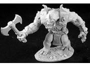 Reaper Miniatures Moutain Troll 02877 Dark Heaven Legends Unpainted Metal Figure 9SIA6SV4JV1313