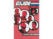 G.I. Joe - Cobra #4, The Death of Cobra Commander EX 9SIA6SV53K1465