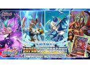 Triple D Booster Pack Vol. 4 - Shine! Super Sun Dragon!! Booster Box SW (MINT/New)