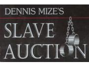 Slave Auction (Limited Edition) NM
