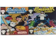 Punisher War Zone 2-Pack - 2 Issues! VG+ 9SIA6SV6PV0668