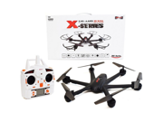 MJX X600 2.4G 6-Axis Gyro 3D Roll RC Quadcopter Drone without Camera