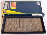 "Hastings 13-9/16x6-3/4x1-19/32"""" Disposable Panel Air Filter Element AF899"" 9SIA91D39A5879"