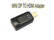 DP-081 Mini DP to HDMI video adapter Mini DisplayPort HDMI converter. 9SIAAZM45N7611