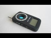 Full Range Anti-Spy Bug Wireless Camera Cell Phone GPS RF Signal Detector Finder GT-800