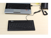 Jeway Jk-8660 Usb Ultra thin design Keyboard   Multi-Language Laptop /Wired keyboard
