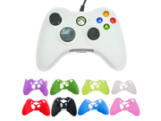 Multi-Color XBOx 360 handle silicone protective sleeve Silicone Rubber Controller Skin Protective Cover For Microsoft Xbox 360 9SIAAZM45N7437