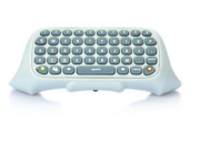 Wireless Messengers Xbox 360 Handle Controller Keyboard Chatpad Keypad For Xbox 360 Wireless Controller--Black
