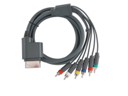 HD TV Component Composite Audio Video AV Cable Cord Component HDTV Video and RCA Stereo AV Cable for Xbox 360 9SIAAZM45N9528