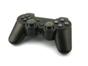 New 3in1 2.4 GHz Wireless Controller For PS2 PS3 PC Universal Game Controller (Black)