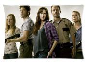 The Walking Dead Fans Pillowcase Style 09