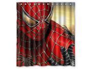 Super Hero Spider Man Design 66x72 Inch Bath Shower Curtains 9SIA6U55YP8379