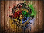 Harry Potter Hogwarts Style 150*200cm Flannel Fleece Blanket One Side Print Throw Blanket