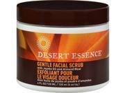 Desert Essence Facial Scrub Gentle Stimulating - 4 fl oz