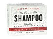 J.R.Liggett's Old-Fashioned Bar Shampoo The Original Formula