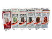 Sally Hansen Salon Effects Real Nail Polish Strips,610 Vine and Dine