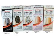 Sally Hansen Salon Effects Real Nail Polish Strips, 360 Laced Up