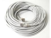 75FT RJ45 CAT5 CAT5E Ethernet LAN Network Cable White 75 FT CAT 5E