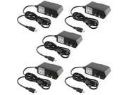 5 NEW Rapid Fast Micro USB Battery Home Wall Travel AC Charg