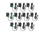 New 10 USB Micro Universal Battery Wall Power Charger Adapter for Android Cell Phone