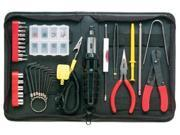New Belkin 36 Piece Demagnetized Computer Tool Kit PC Repair Kit + Case