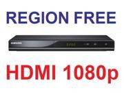 New Samsung DVD-C500 1080p HDMI All Multi Region Code Zone Free DVD Player