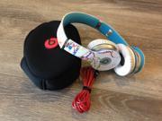 """E-buy World"" Beats by Dr. Dre Solo HD & Solo 2 Compact Folding On-Ear Headband Headphones Artist Series (Futura)"