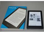 """E-buy World"" New Kobo Glo HD eReader Wi-Fi 6in 4GB Black Touchscreen"