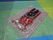 """E-buy World"" ATI FireMV 2250 256MB PCIe x1 DMS-59 S-Video ATI-102-B152 Low Profile Video Card"